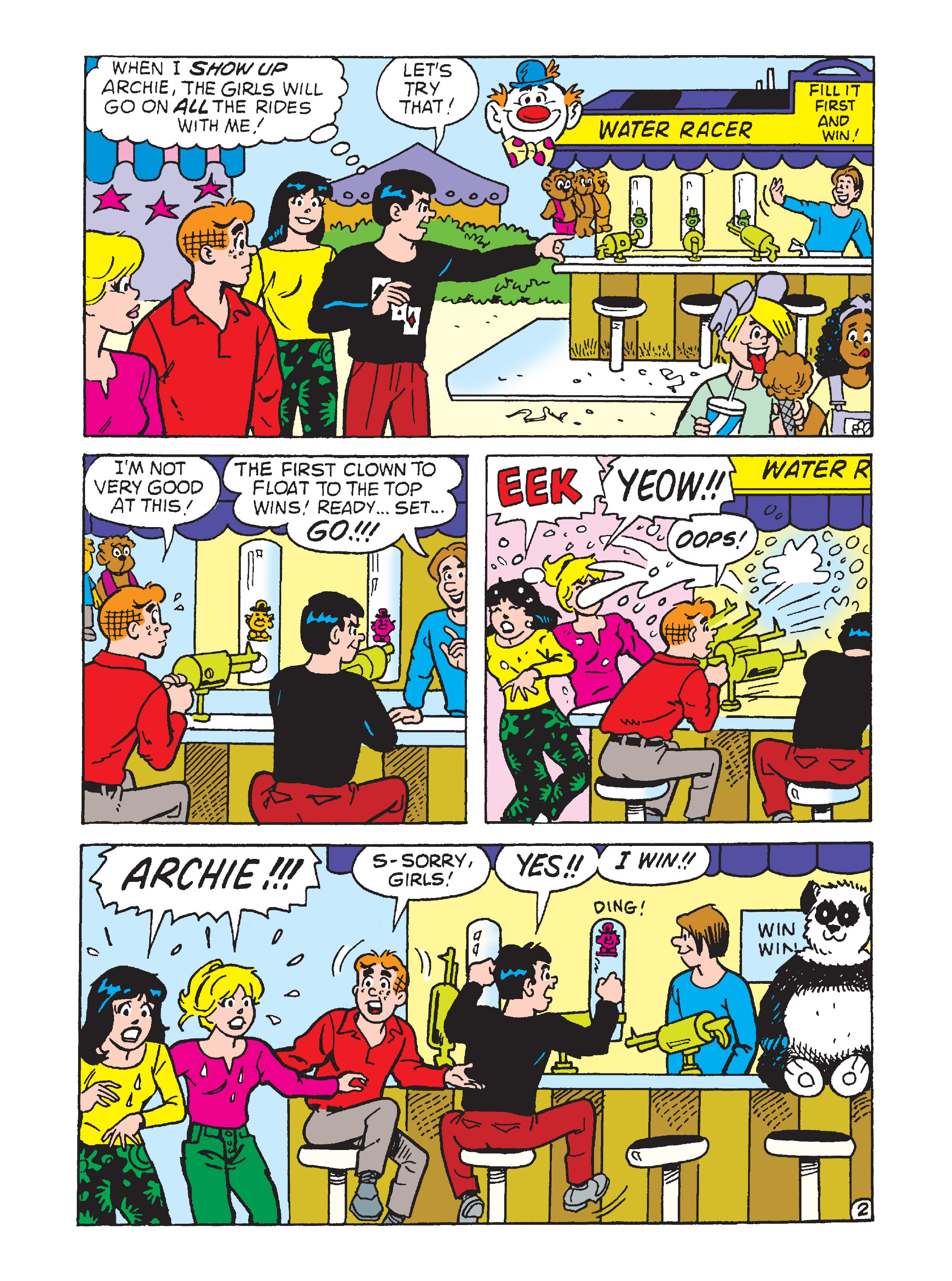 Read online Archie 1000 Page Comics Bonanza comic -  Issue #2 (Part 1) - 73