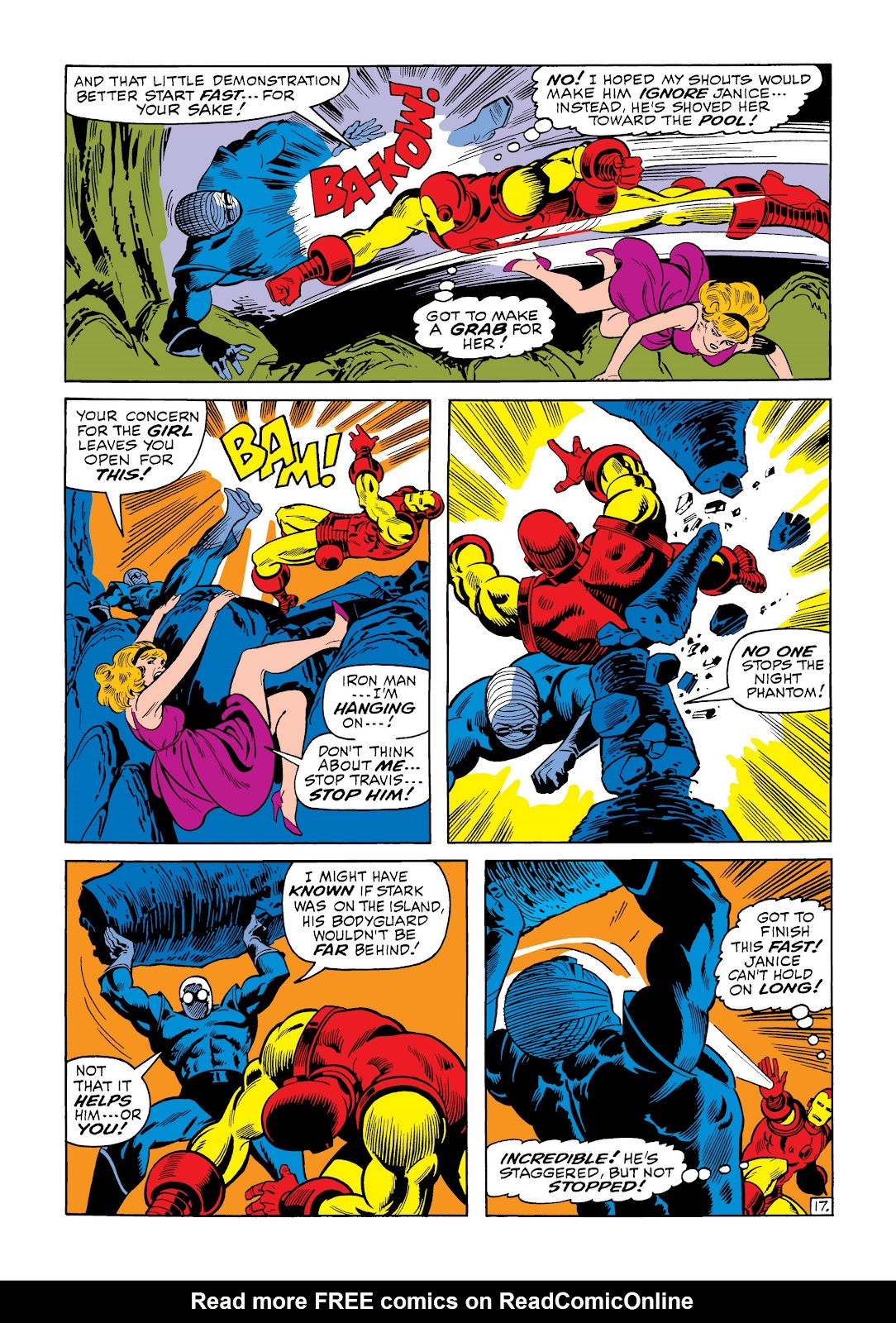 Read online Marvel Masterworks: The Invincible Iron Man comic -  Issue # TPB 6 (Part 1) - 23