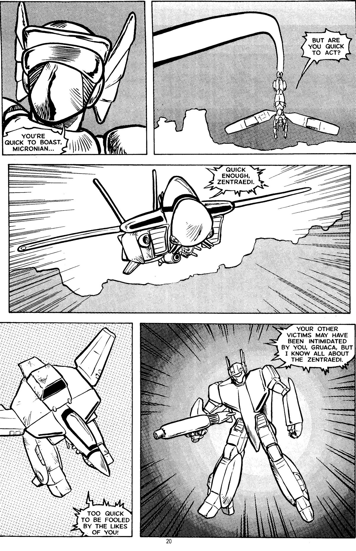 Robotech MechAngel issue 3 - Page 26