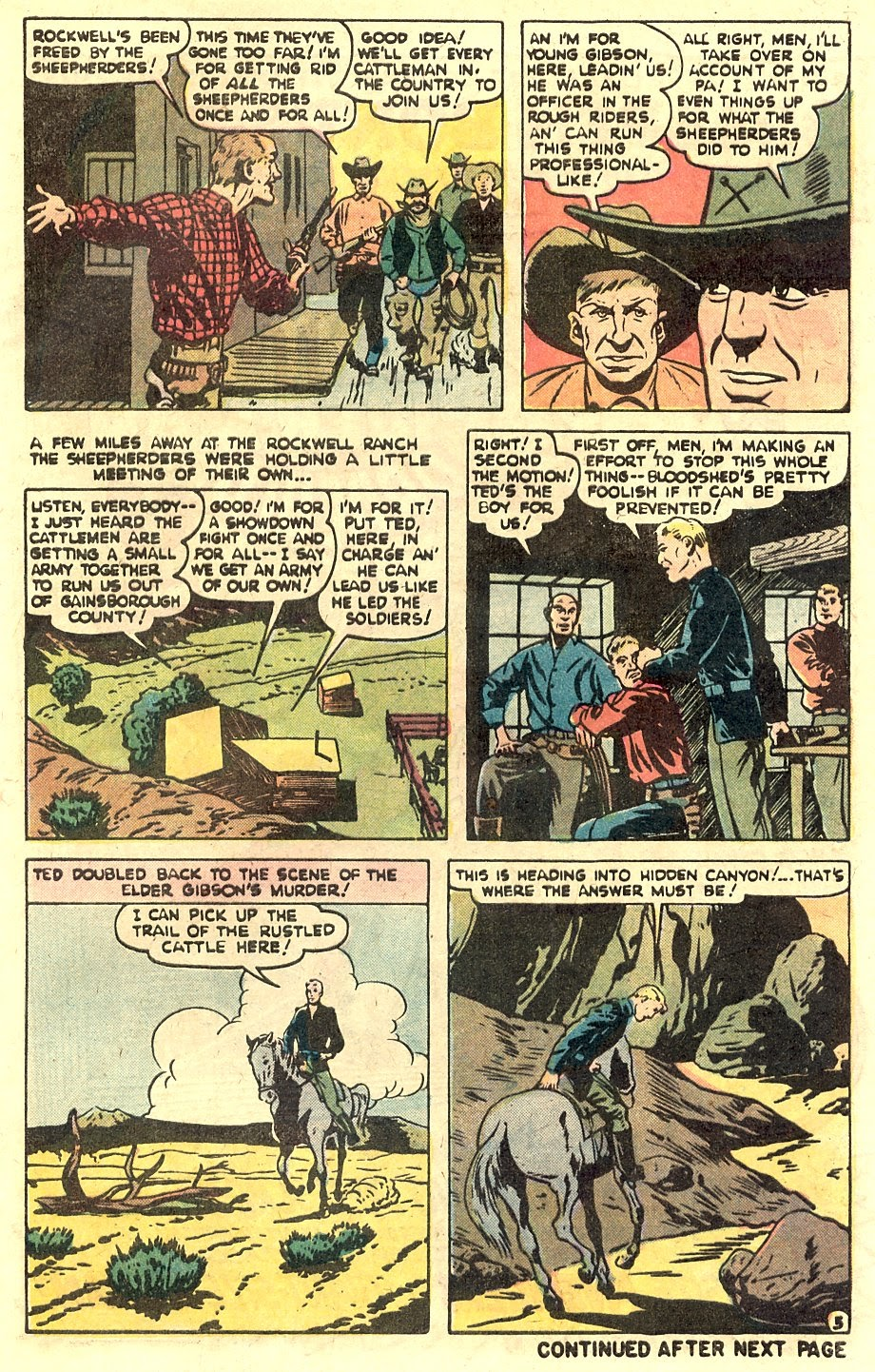 Kid Colt Outlaw issue 185 - Page 29