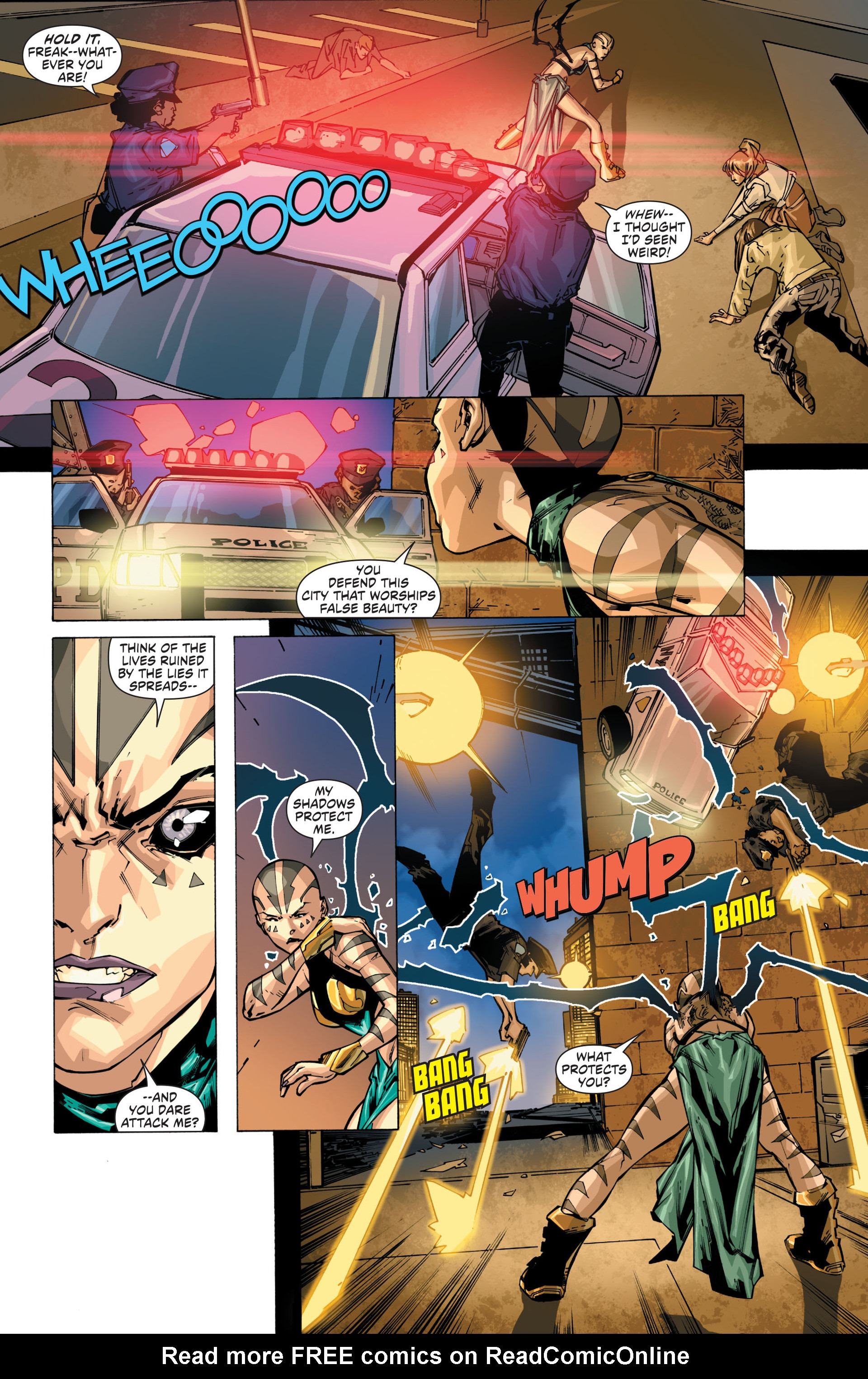 Read online Worlds' Finest comic -  Issue #17 - 17
