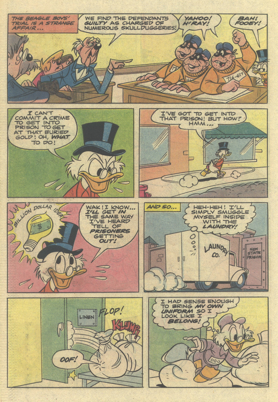 Read online Uncle Scrooge (1953) comic -  Issue #178 - 22
