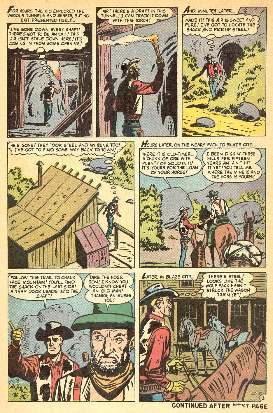 Kid Colt Outlaw issue 140 - Page 17