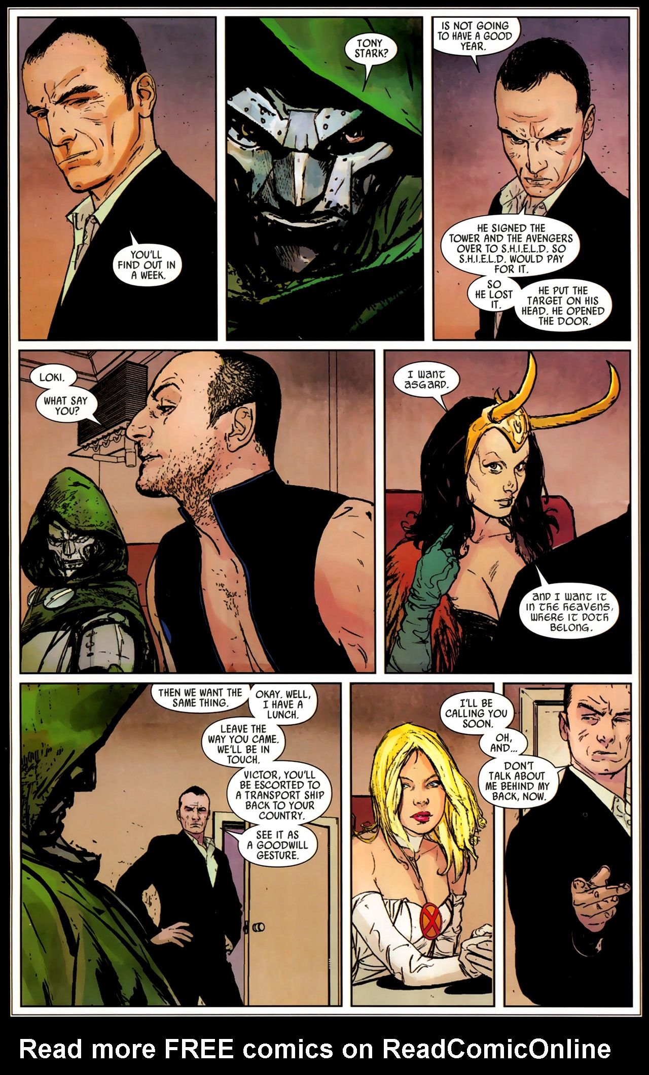 Read online Secret Invasion: Dark Reign comic -  Issue # Full - 19