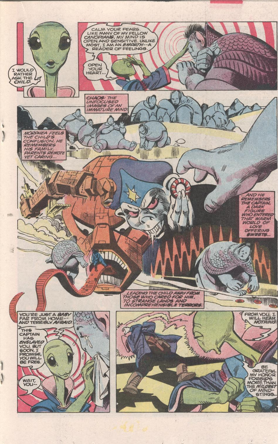 Read online Atari Force (1984) comic -  Issue #3 - 15