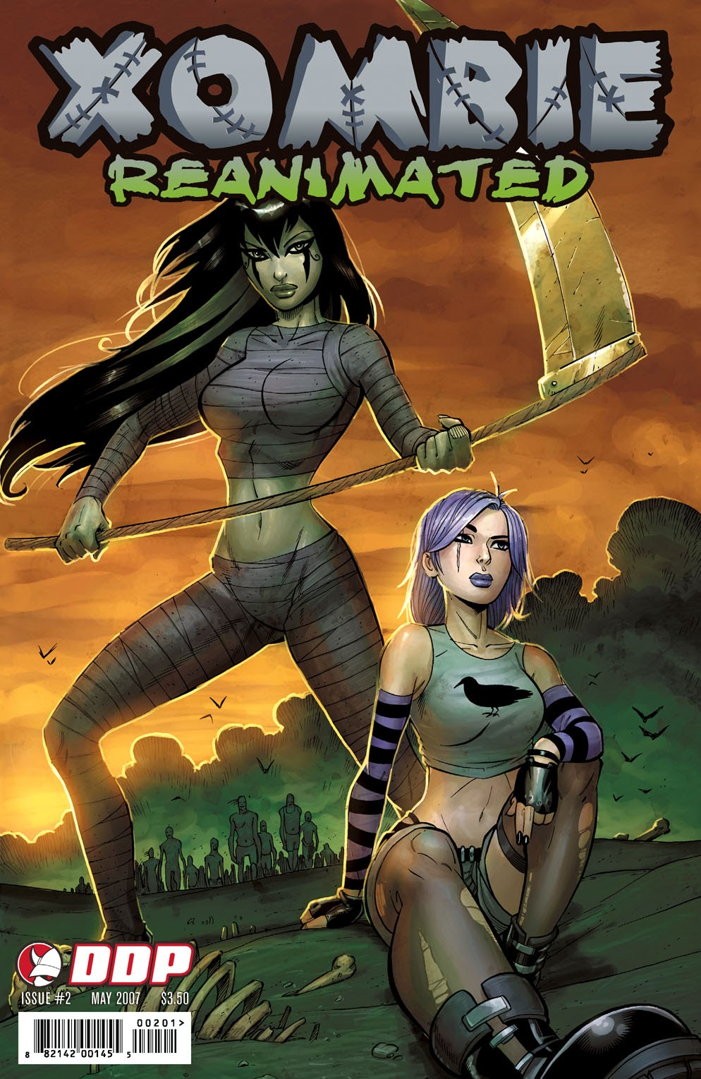 Read online Xombie Reanimated comic -  Issue #2 - 1
