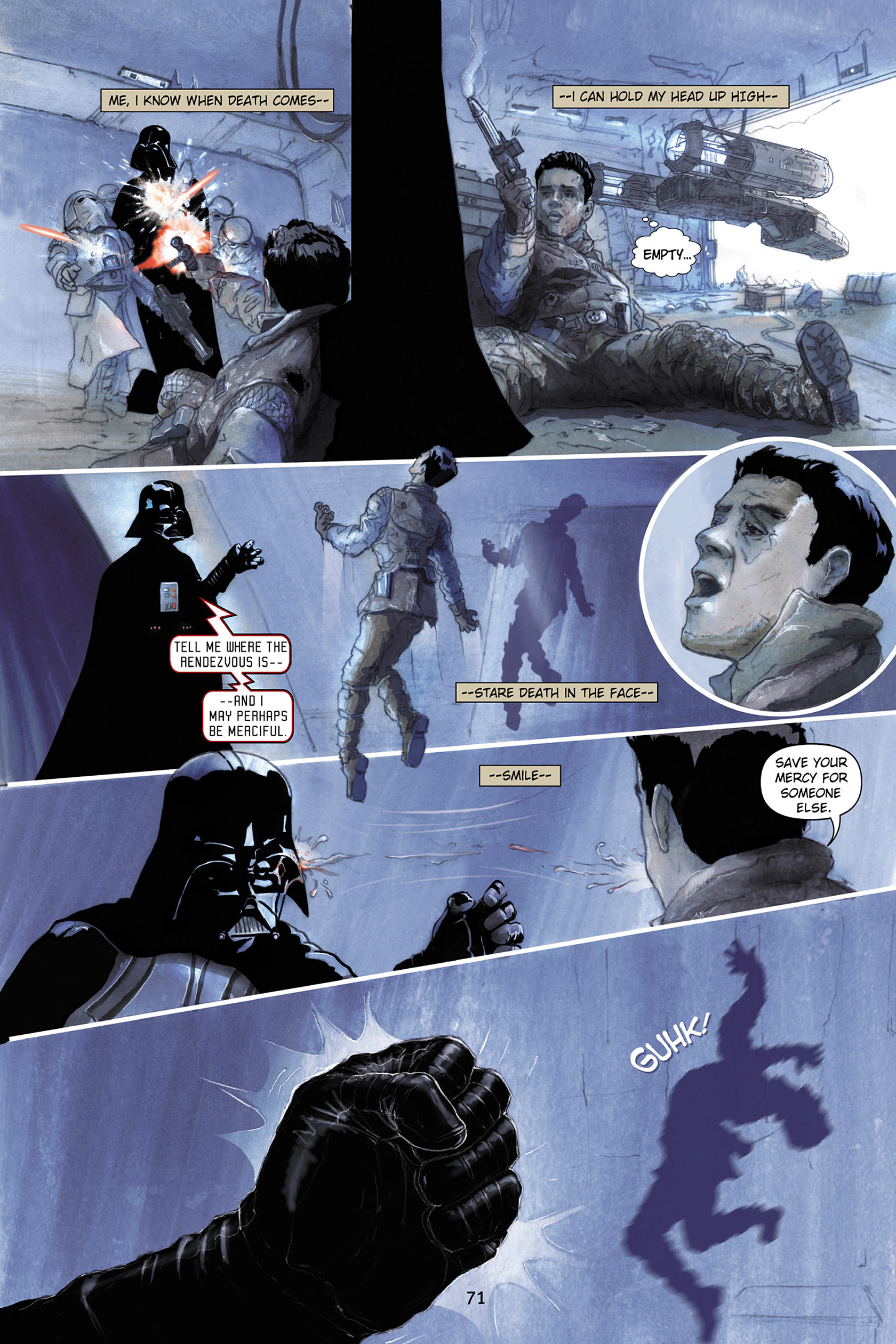 Read online Star Wars Omnibus comic -  Issue # Vol. 30 - 69