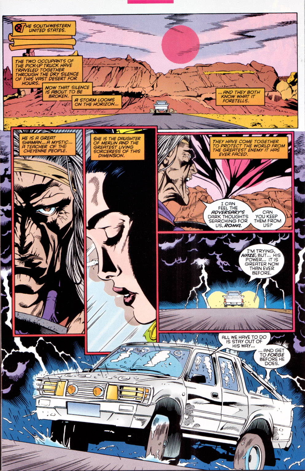 Read online X-Factor (1986) comic -  Issue #118 - 2