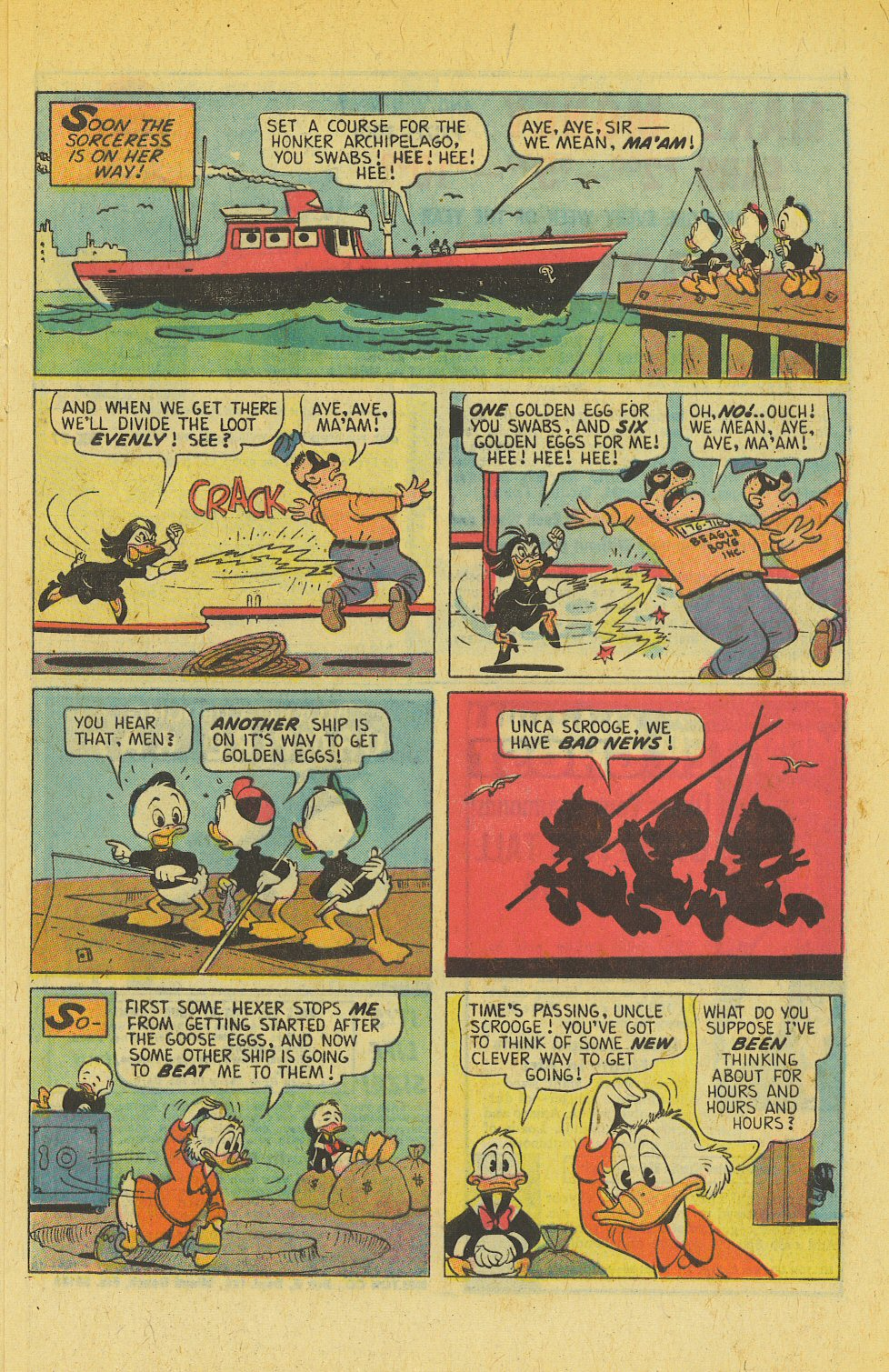 Read online Uncle Scrooge (1953) comic -  Issue #139 - 13