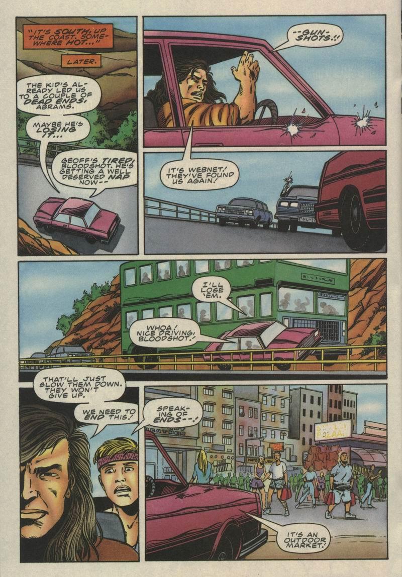 Read online Secret Weapons comic -  Issue #9 - 14