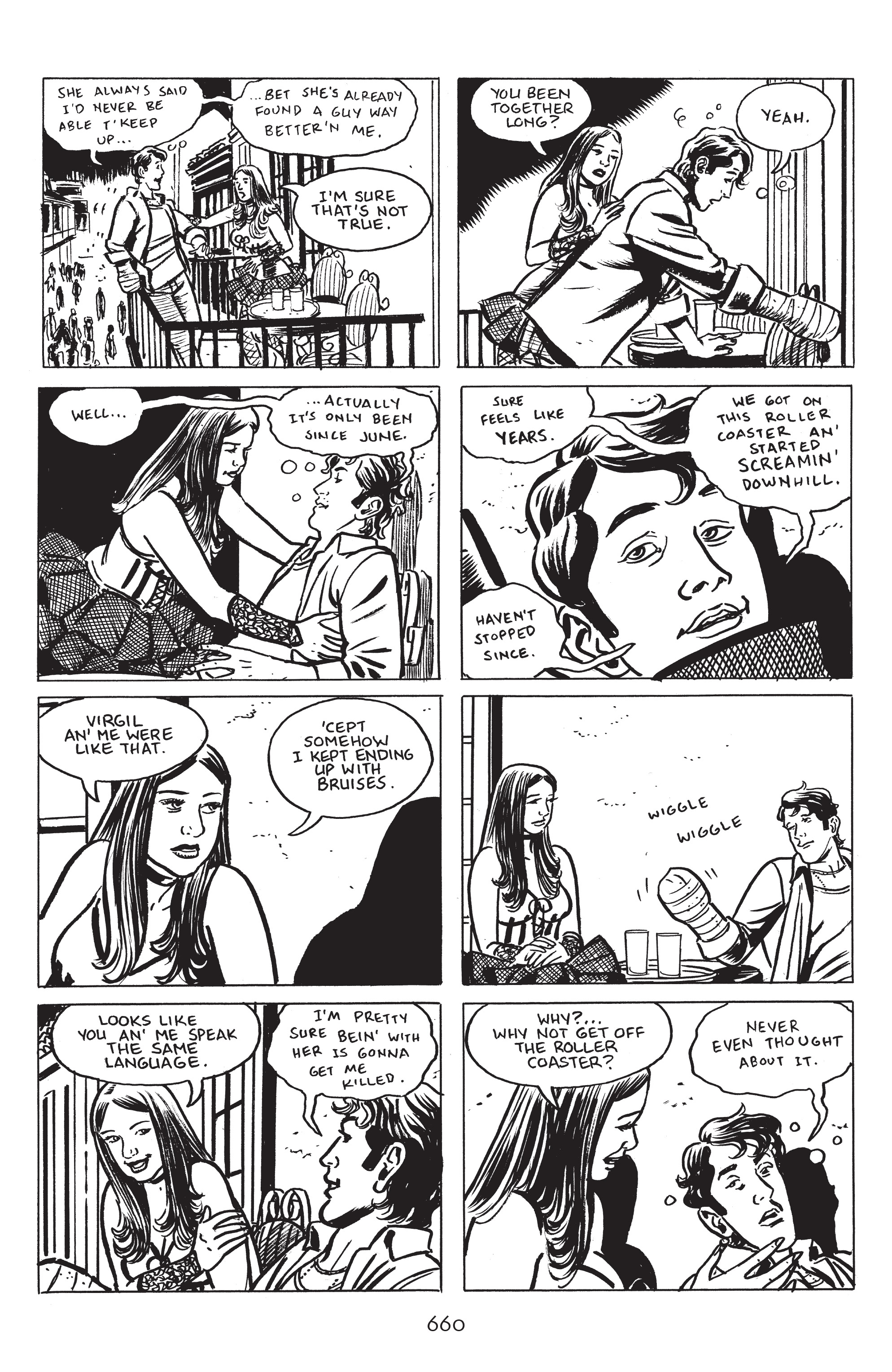 Read online Stray Bullets: Sunshine & Roses comic -  Issue #24 - 15