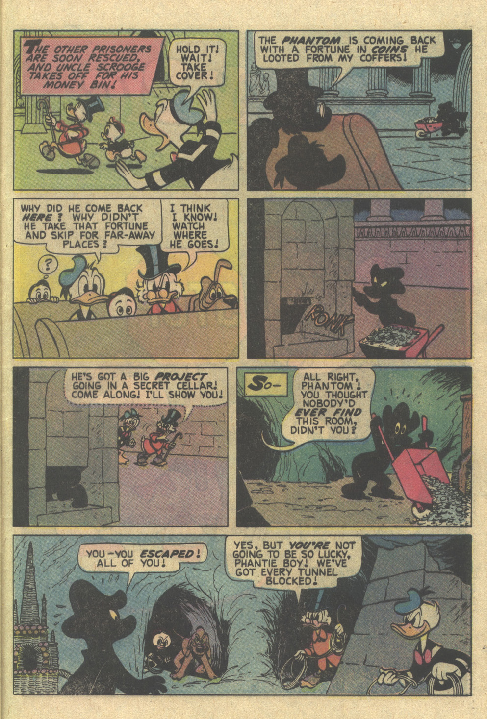 Read online Uncle Scrooge (1953) comic -  Issue #184 - 29