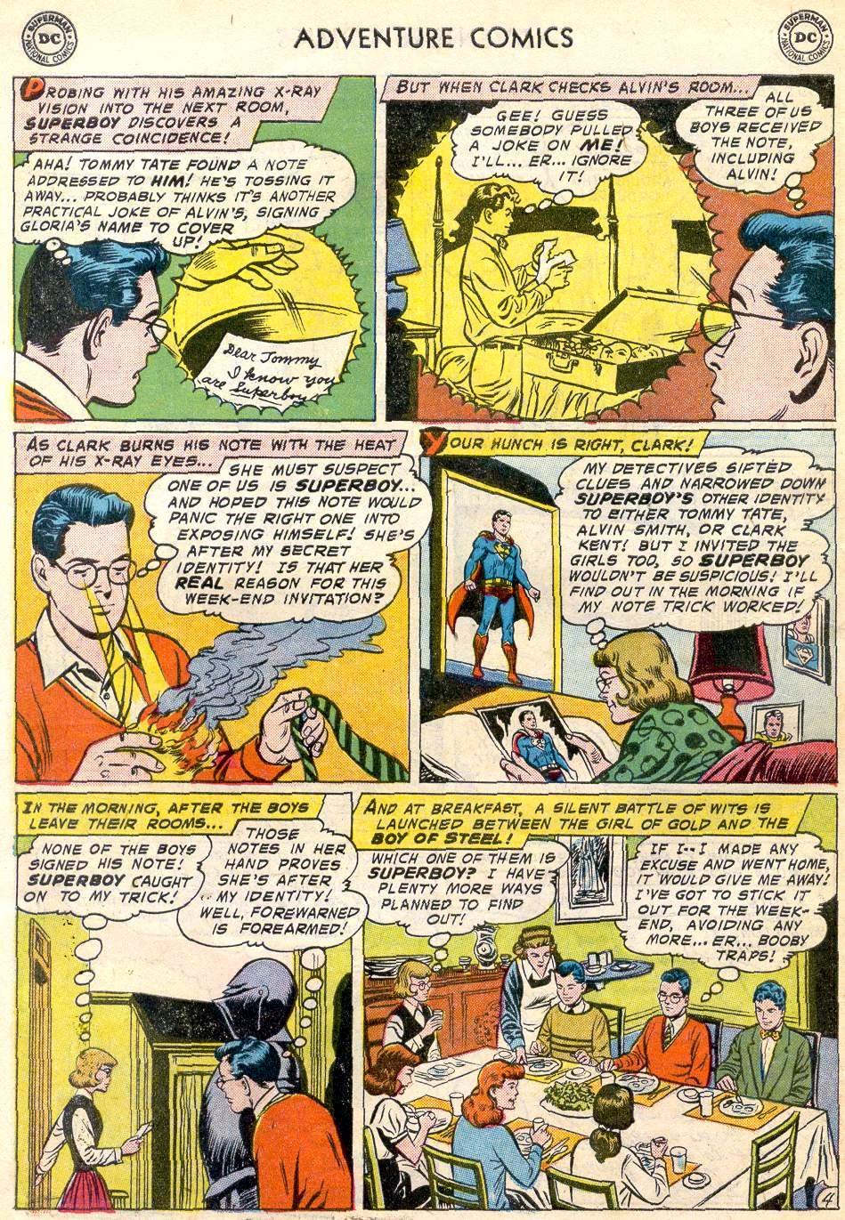Read online Adventure Comics (1938) comic -  Issue #246 - 6
