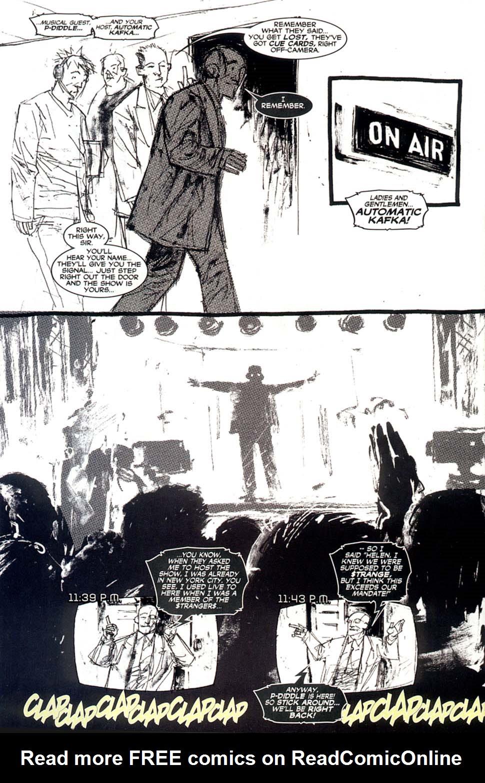 Read online Automatic Kafka comic -  Issue #8 - 8