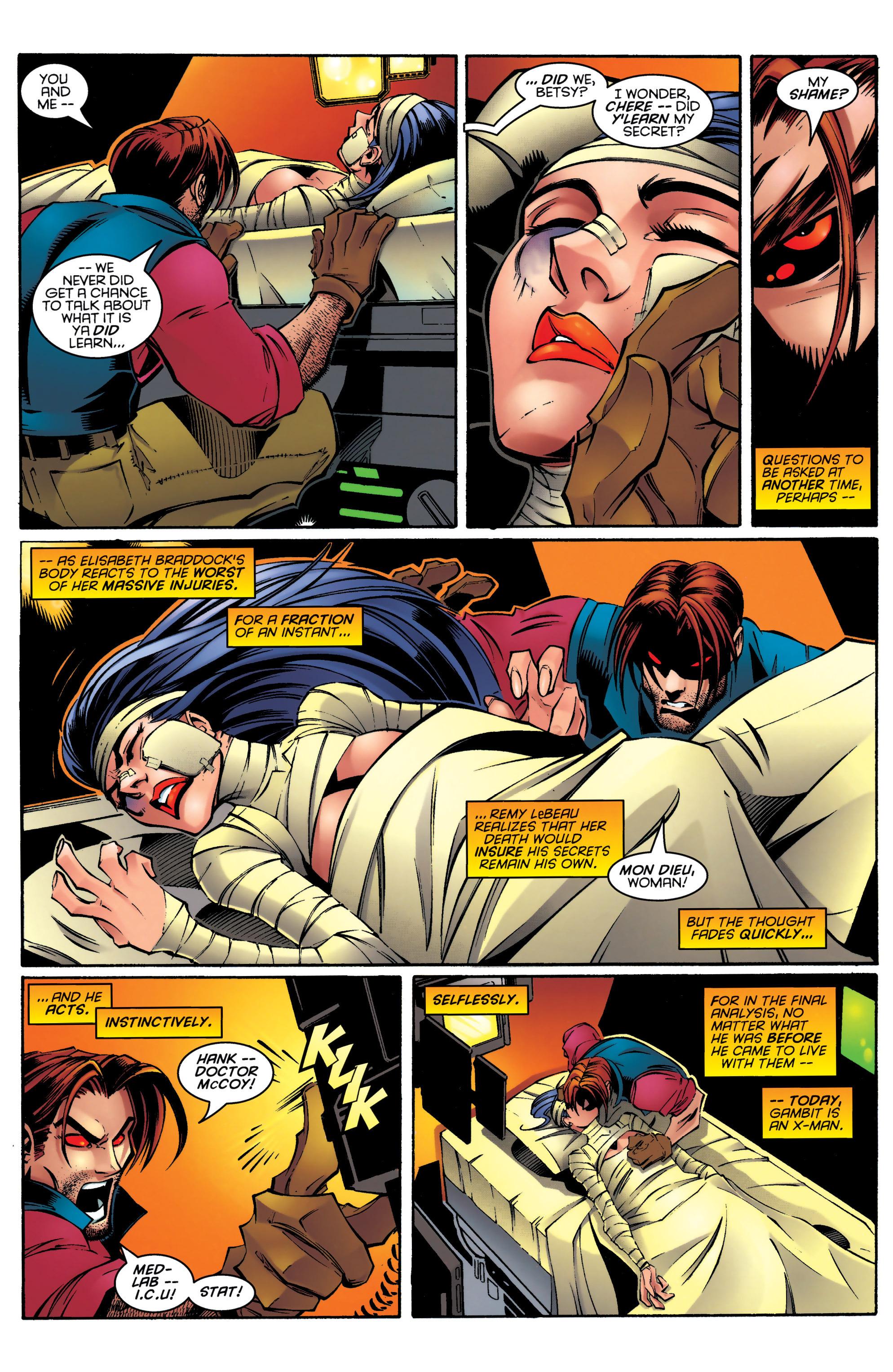 Read online Uncanny X-Men (1963) comic -  Issue #330 - 9