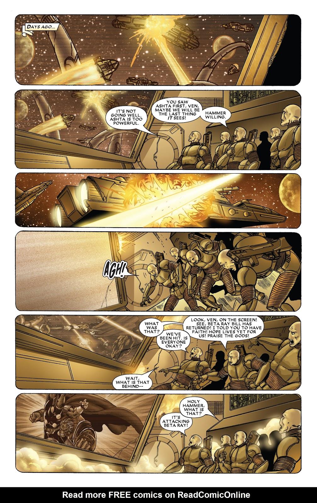 Read online Thor: Ragnaroks comic -  Issue # TPB (Part 4) - 29