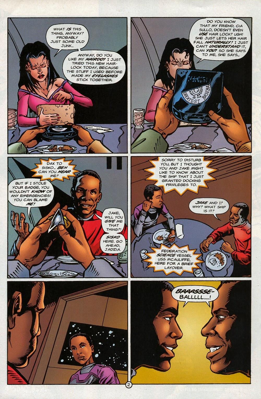 Read online Star Trek: Deep Space Nine (1993) comic -  Issue # _Special 1 - 18