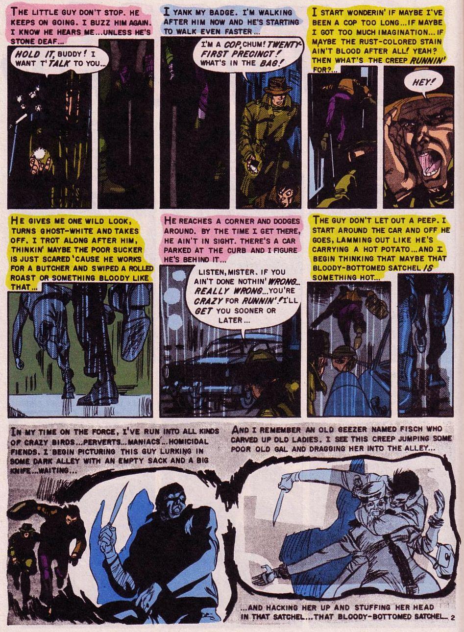 Read online Shock SuspenStories comic -  Issue #18 - 20