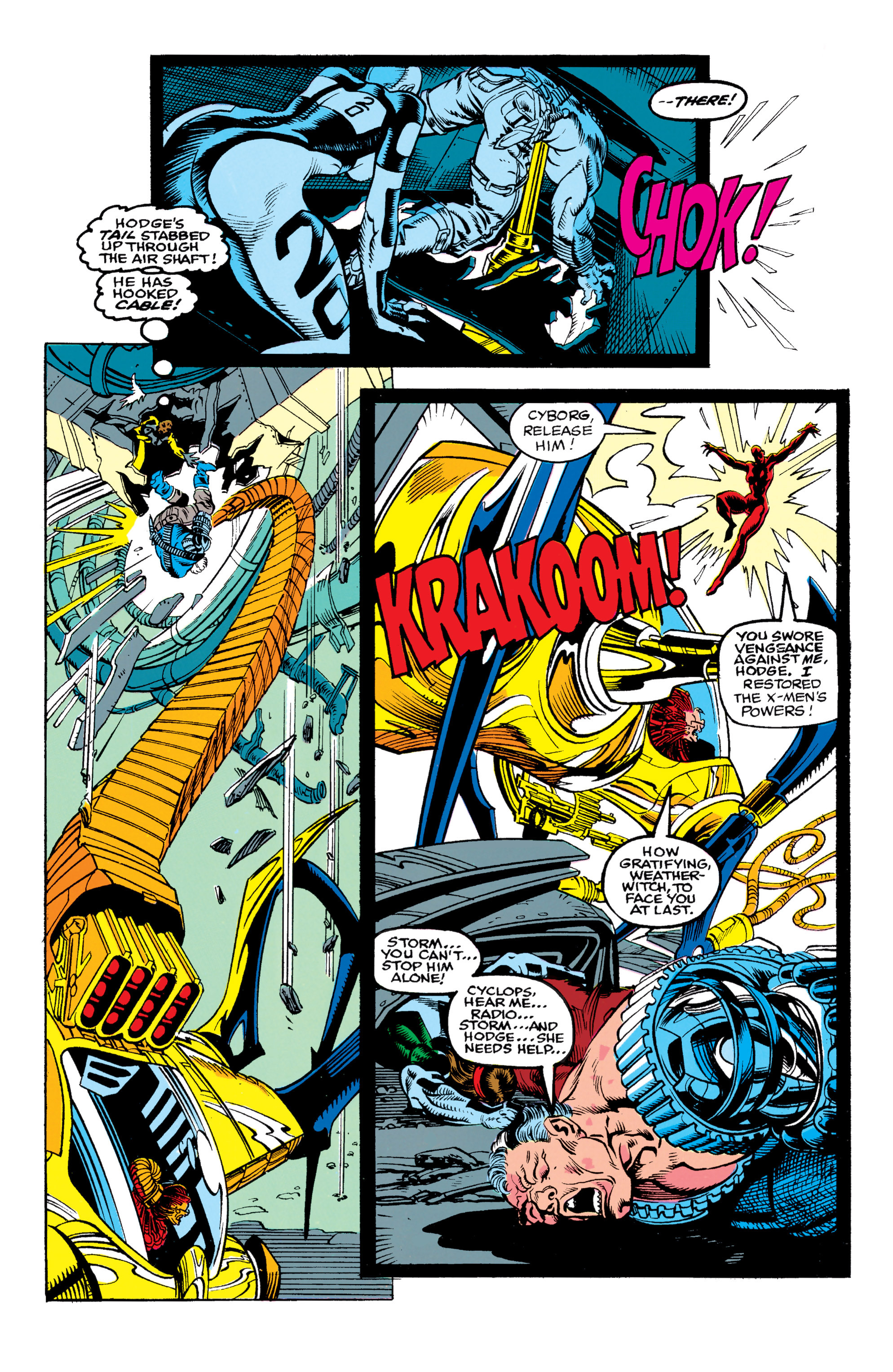 Read online X-Factor (1986) comic -  Issue #62 - 6