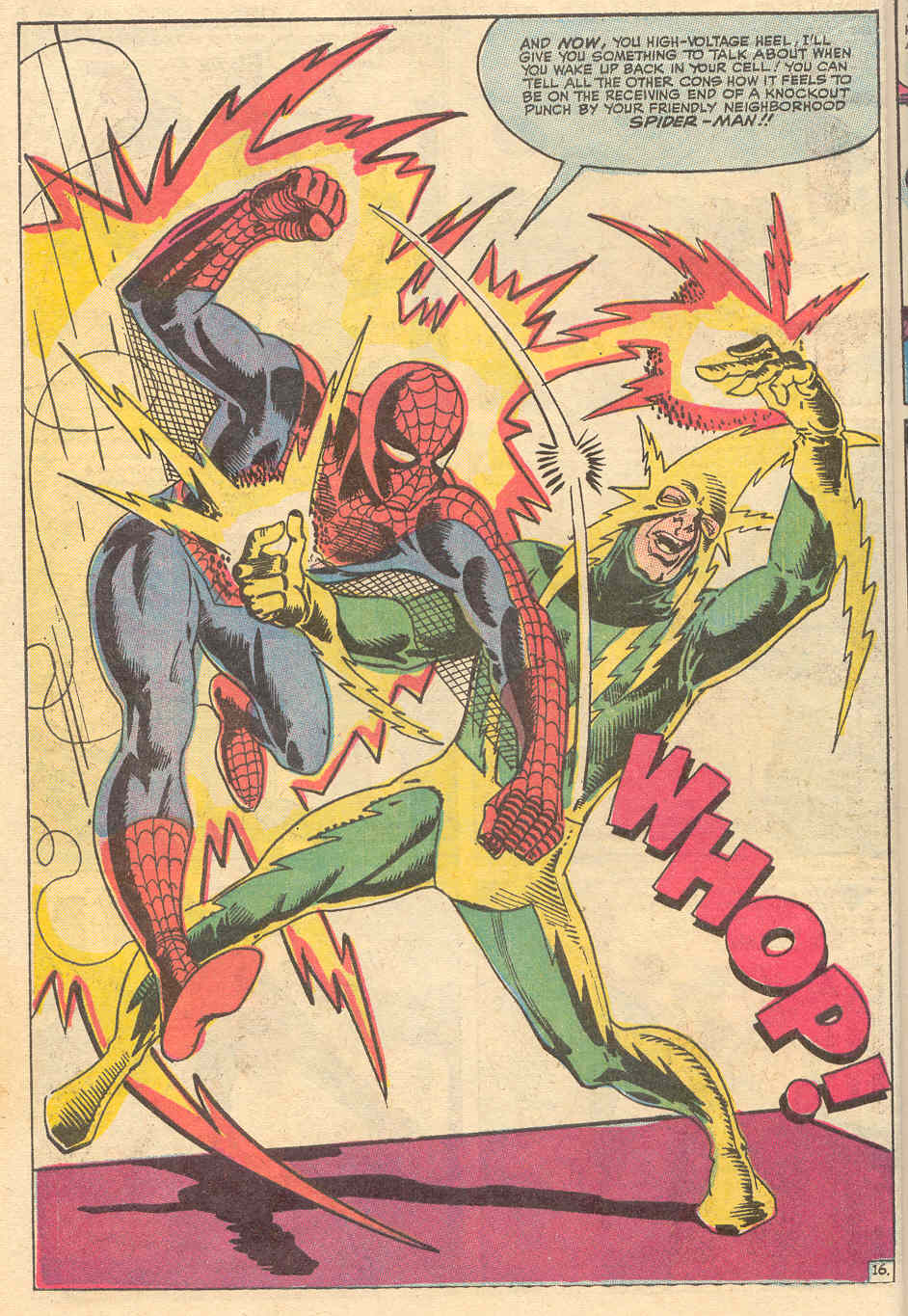 The Amazing Spider-Man (1963) _Annual_6 Page 16