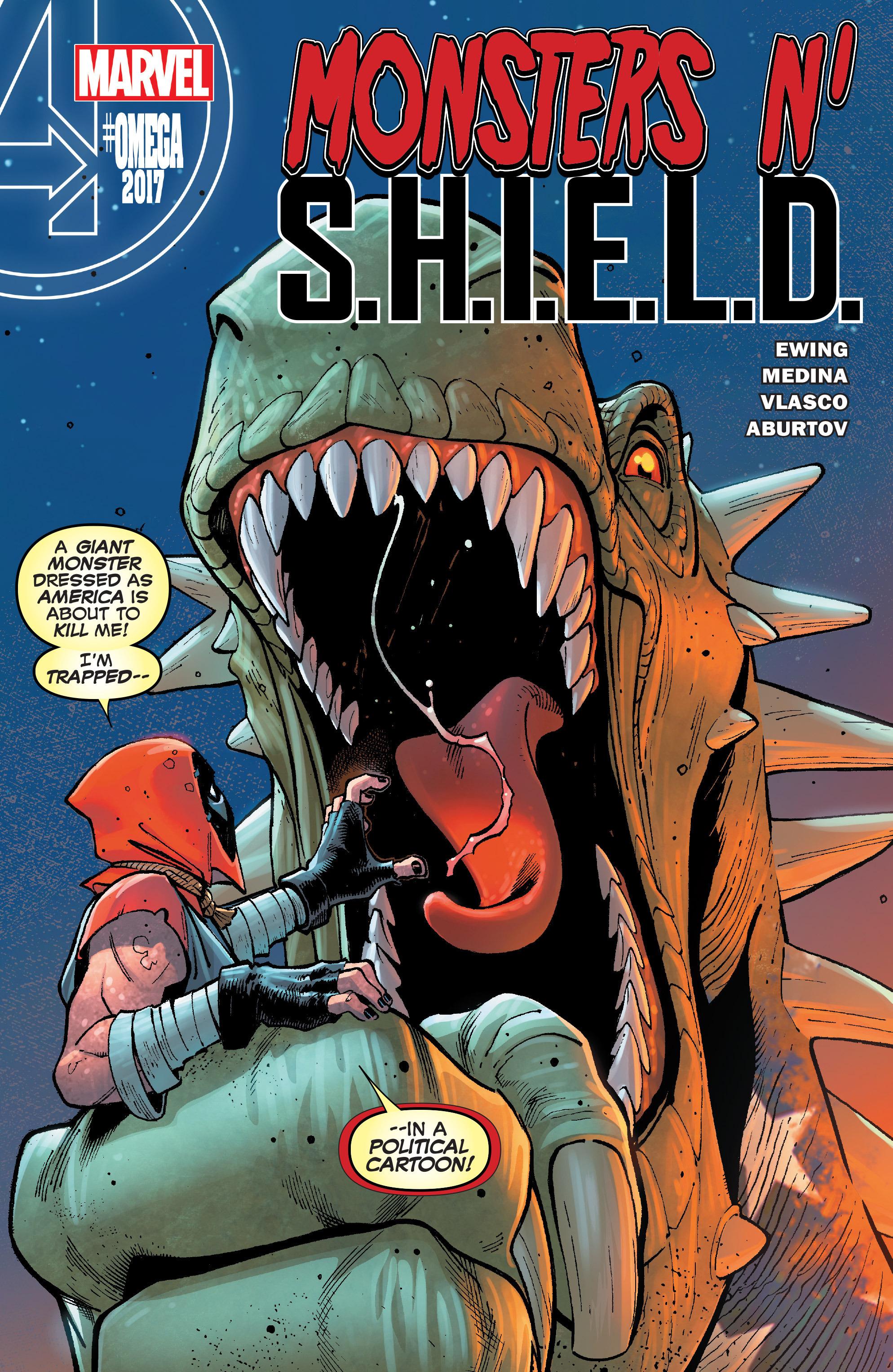 Read online U.S.Avengers comic -  Issue #4 - 18