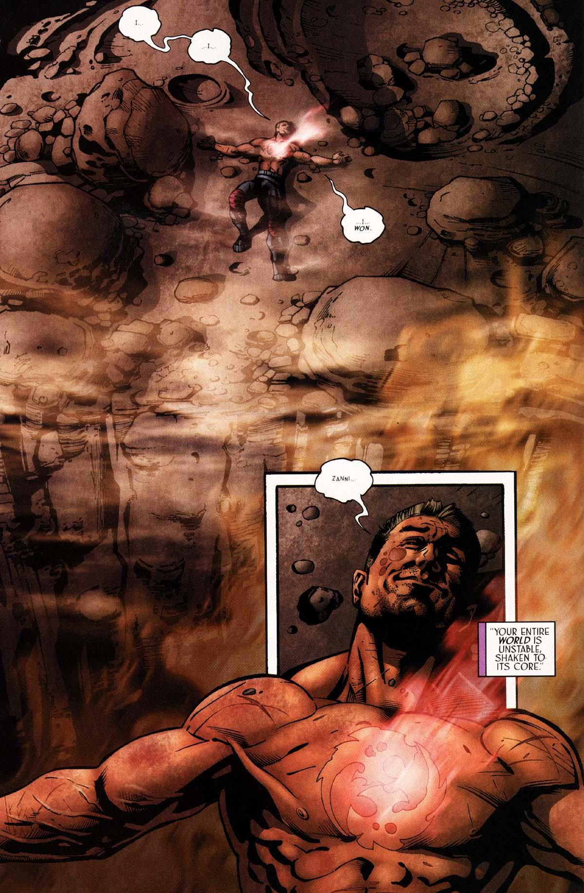 Read online Sigil (2000) comic -  Issue #29 - 9