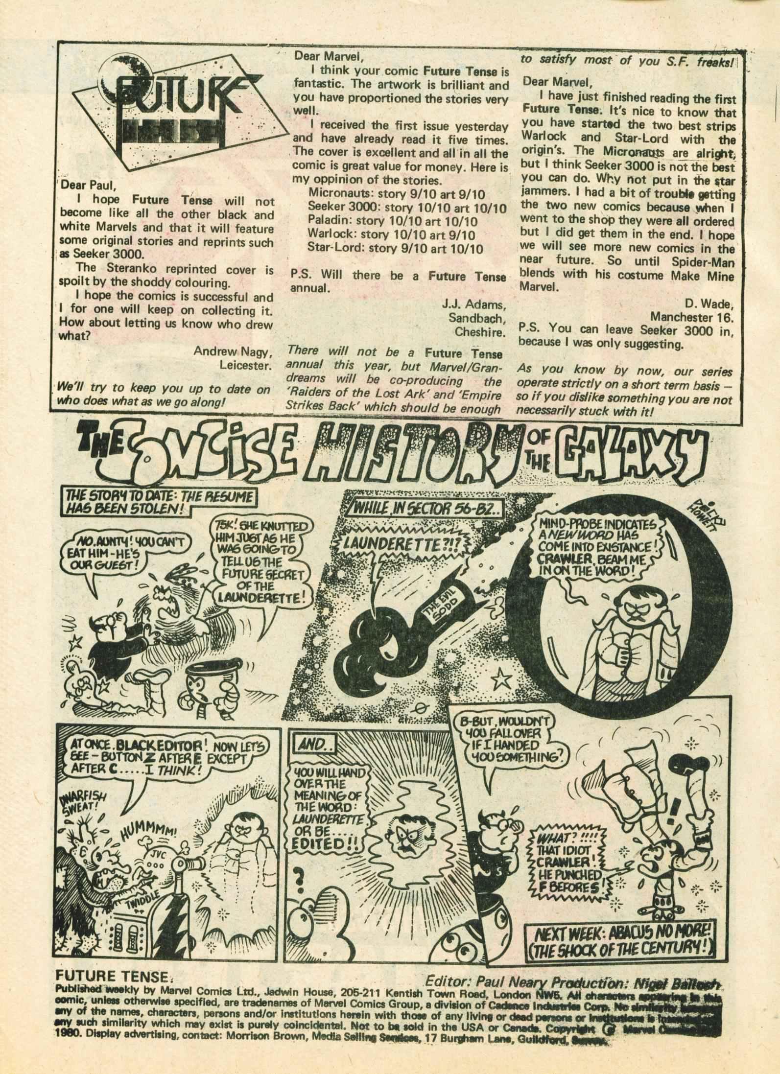 Read online Future Tense comic -  Issue #7 - 2