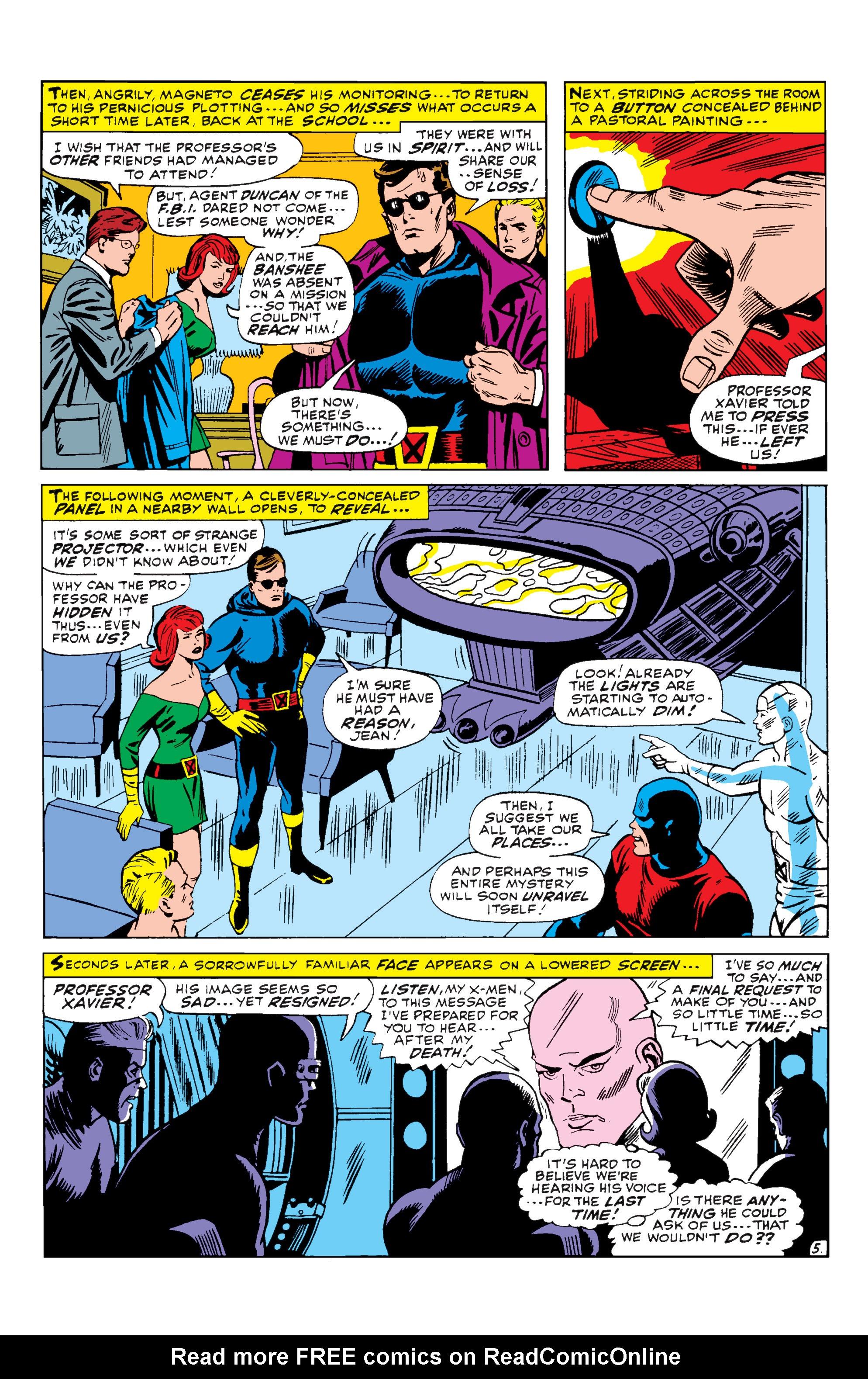 Uncanny X-Men (1963) 43 Page 5