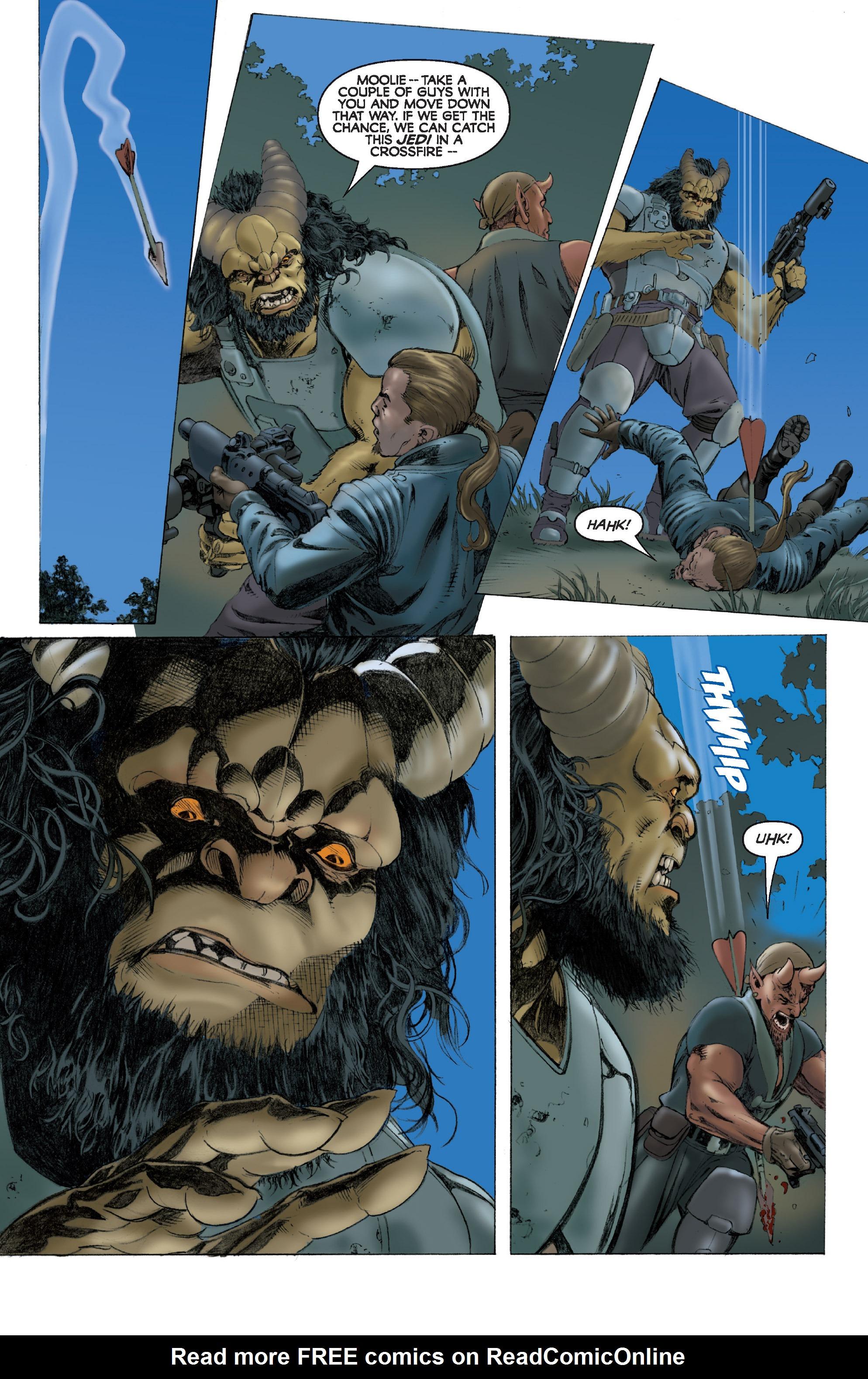 Read online Star Wars Omnibus comic -  Issue # Vol. 31 - 272