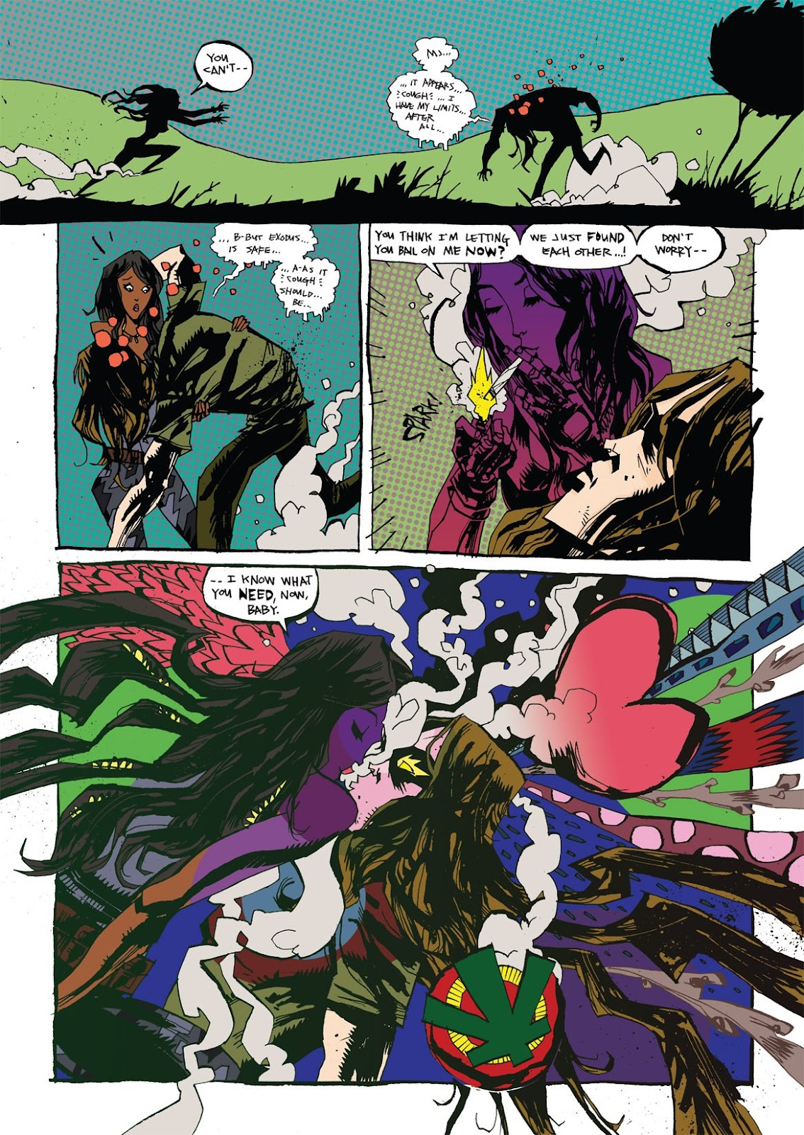 Read online Marijuanaman comic -  Issue # Full - 46