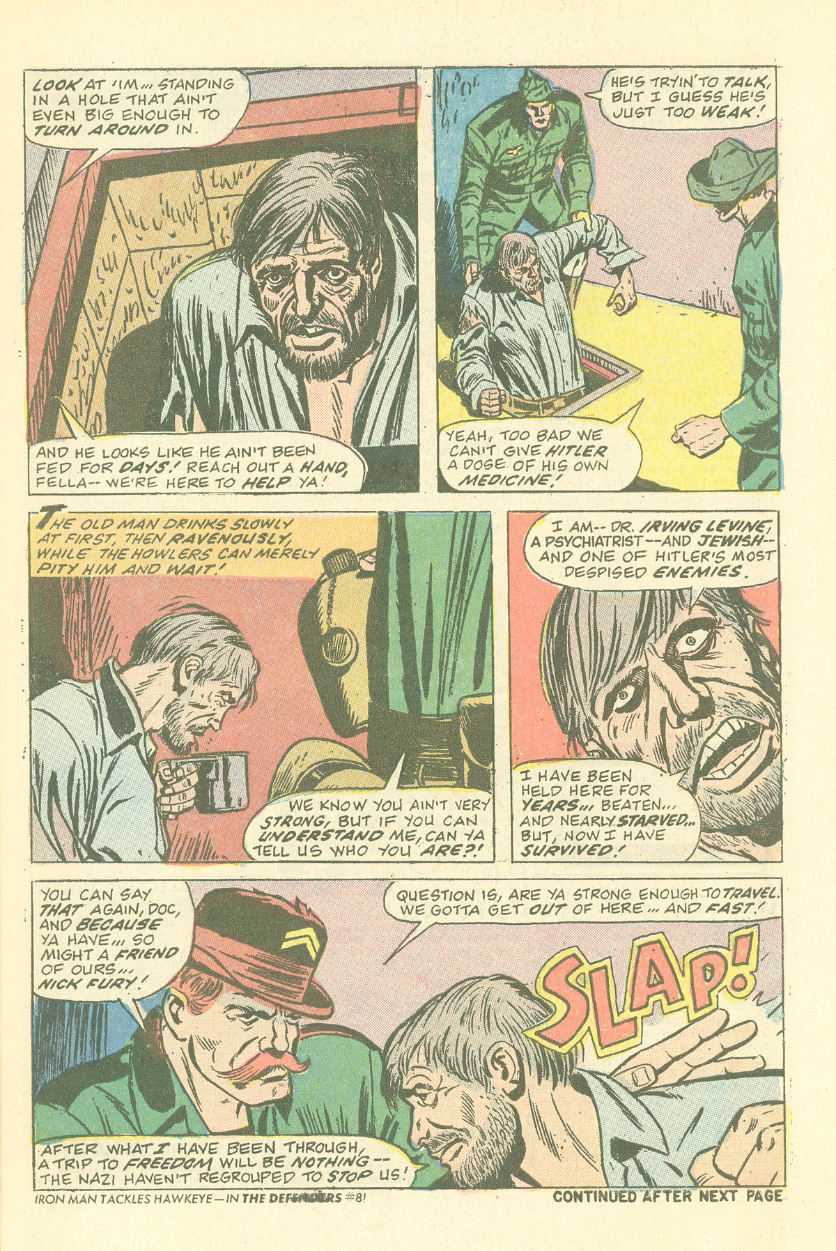 Read online Sgt. Fury comic -  Issue #115 - 27