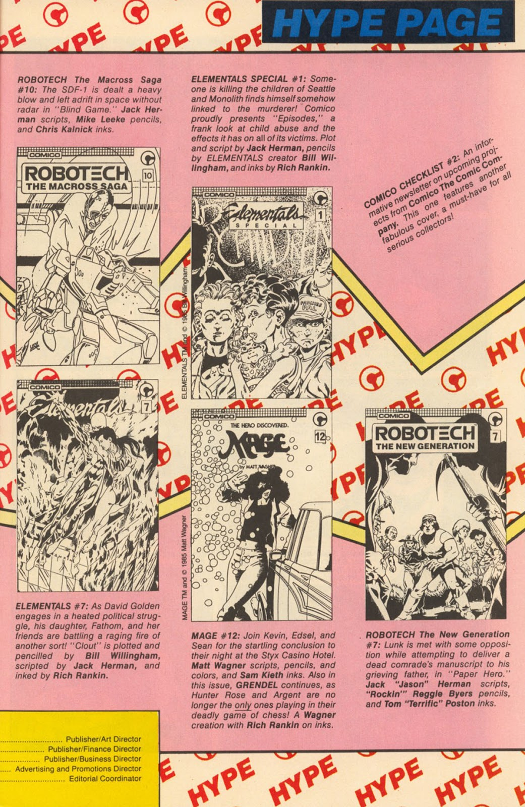 Robotech The New Generation issue 6 - Page 23