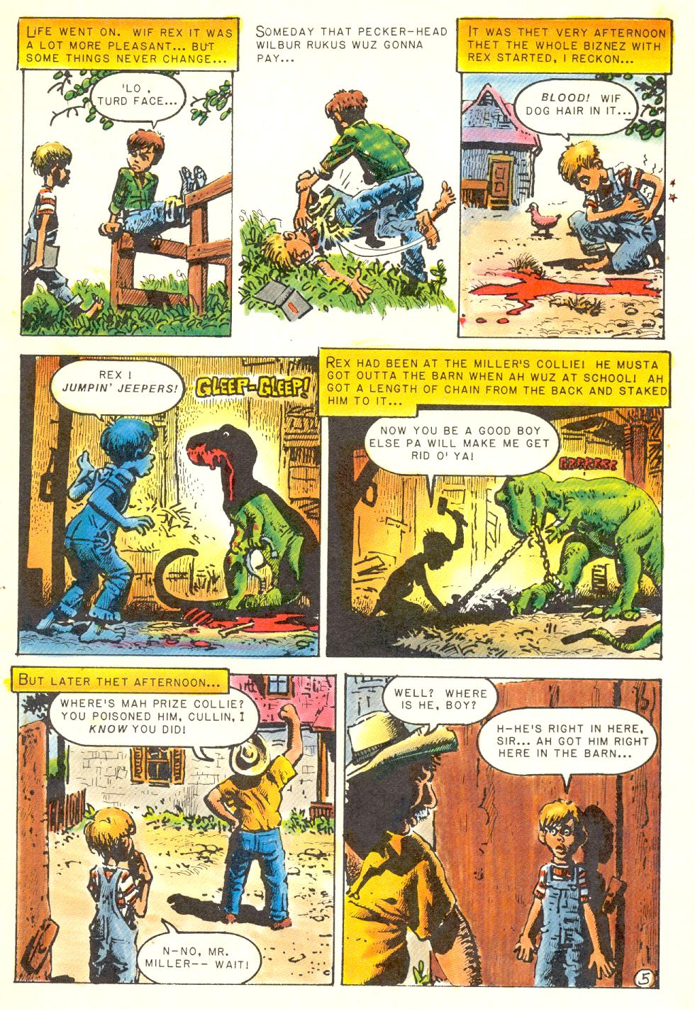 Read online Twisted Tales (1982) comic -  Issue #3 - 6