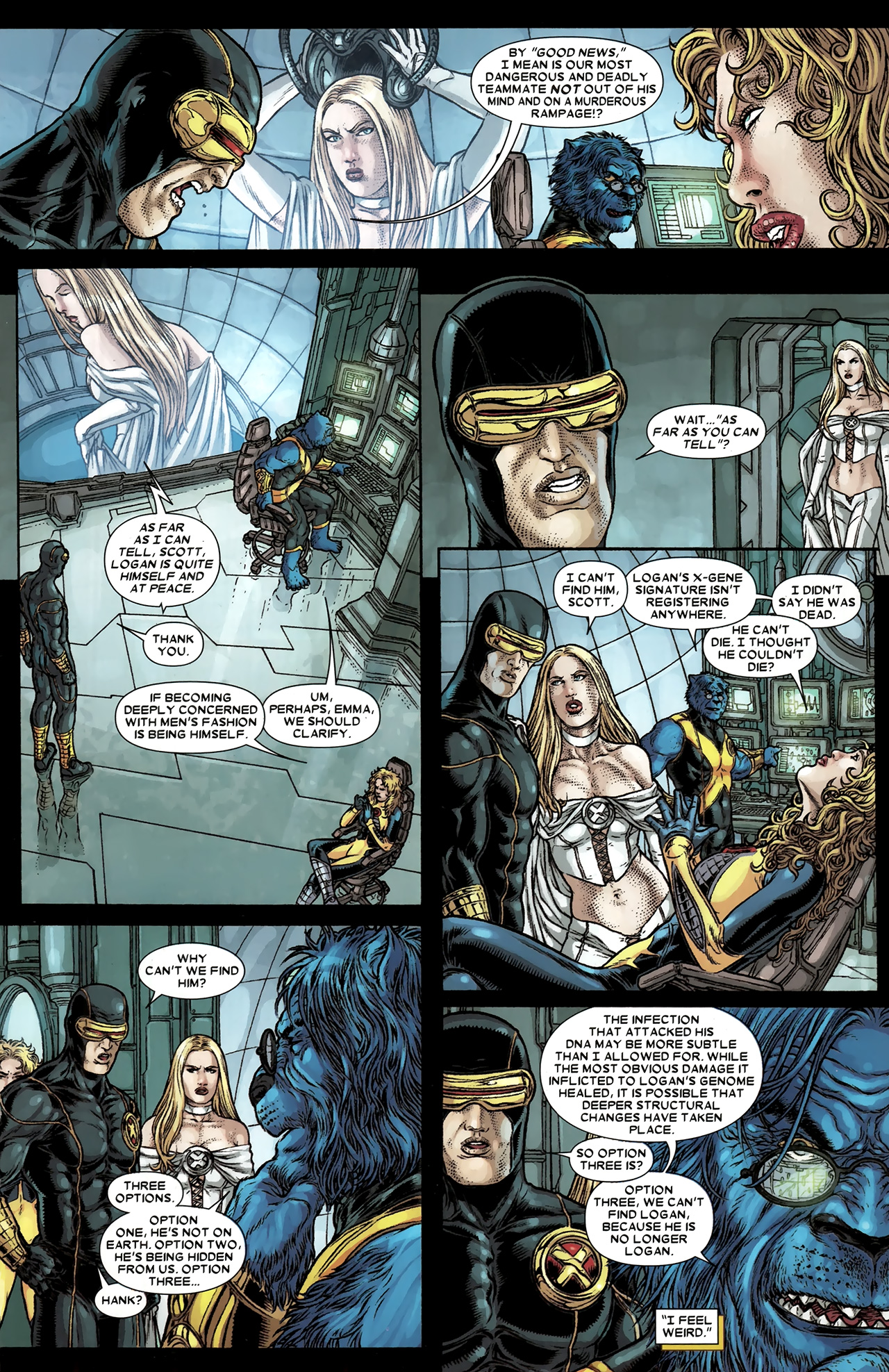 Read online Wolverine: The Best There Is comic -  Issue #10 - 8