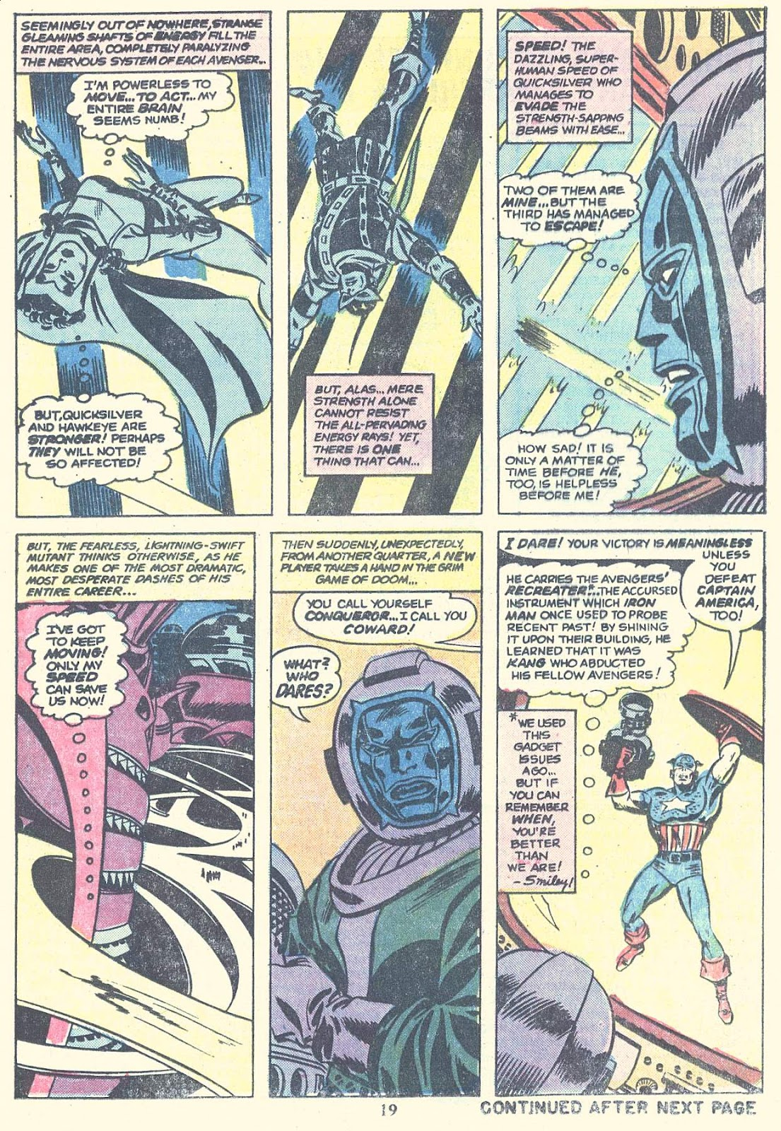 Marvel Triple Action (1972) issue 17 - Page 20