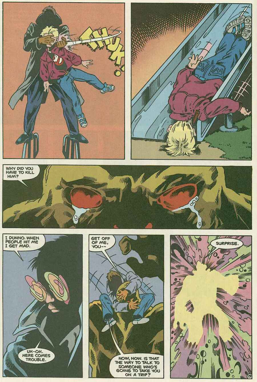 Elementals (1984) issue Special 1 - Page 21