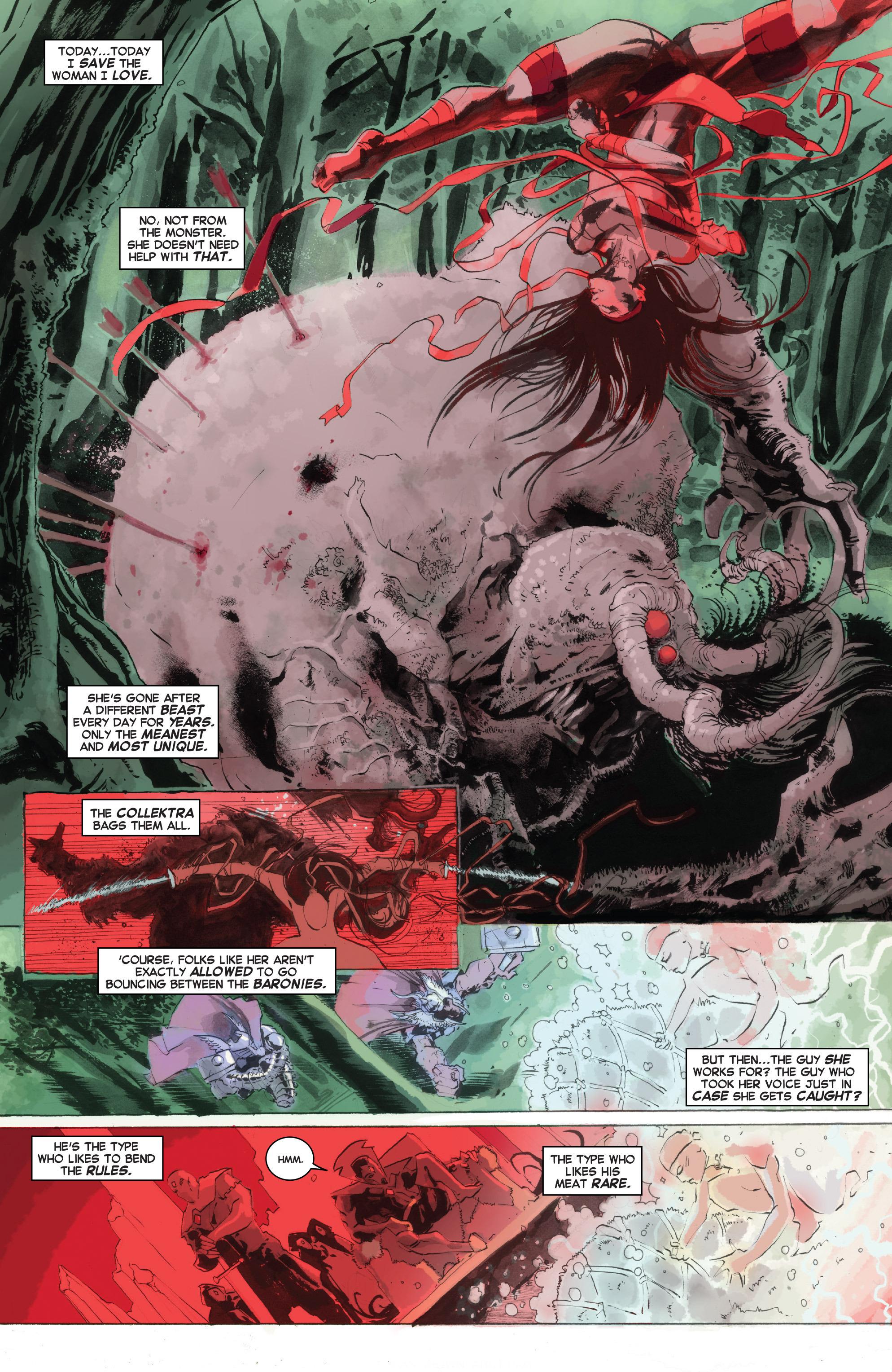 Read online Secret Wars Journal comic -  Issue #2 - 13
