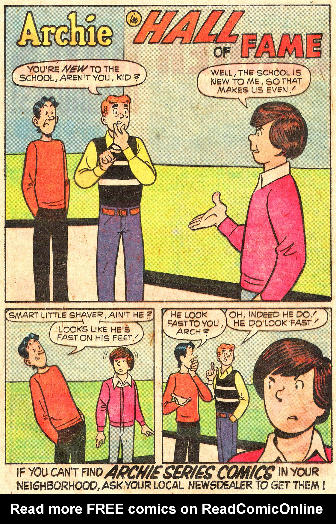Read online Archie (1960) comic -  Issue #250 - 20