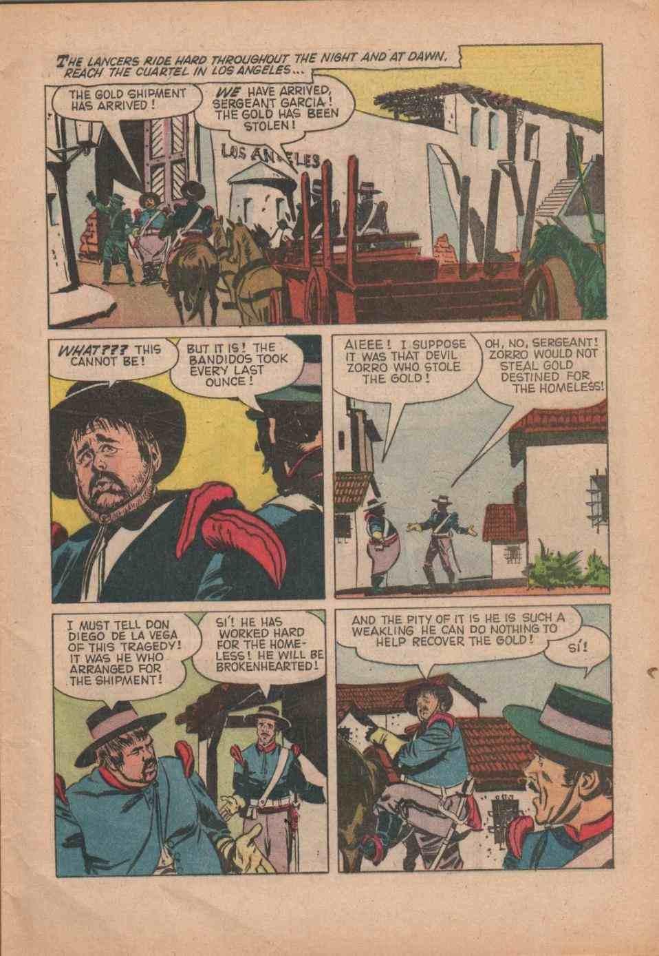 Zorro (1966) issue 6 - Page 5
