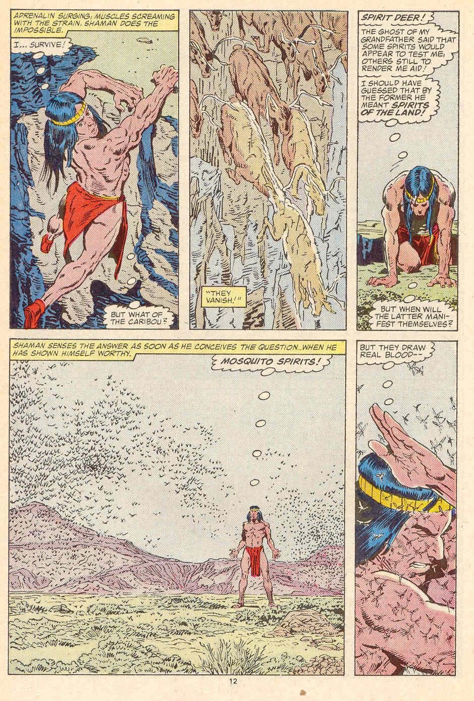Read online Alpha Flight (1983) comic -  Issue #35 - 13