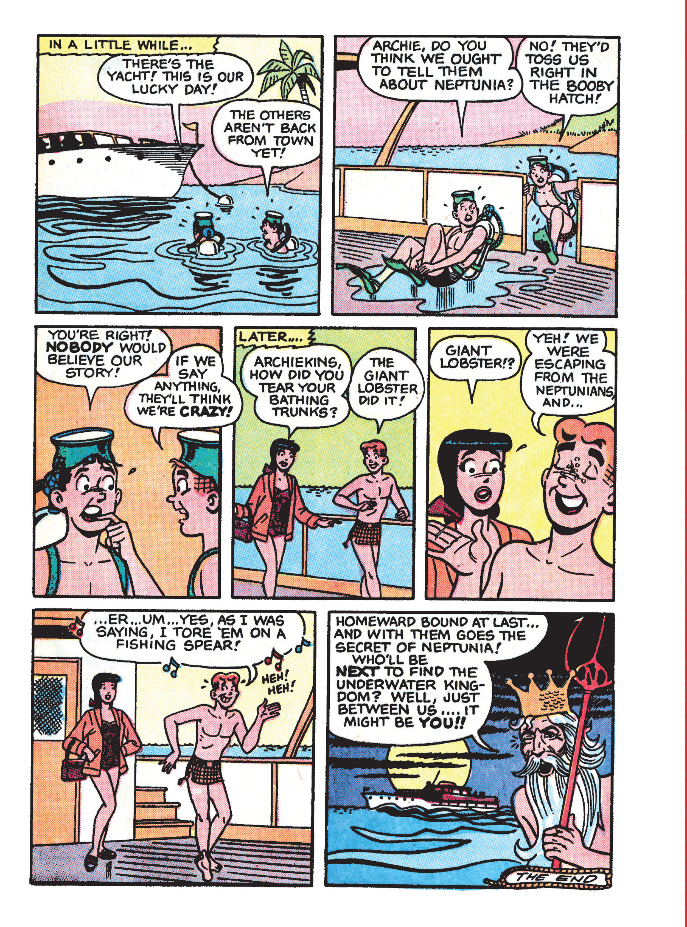 Read online Archie 1000 Page Comics Blowout! comic -  Issue # TPB (Part 2) - 37