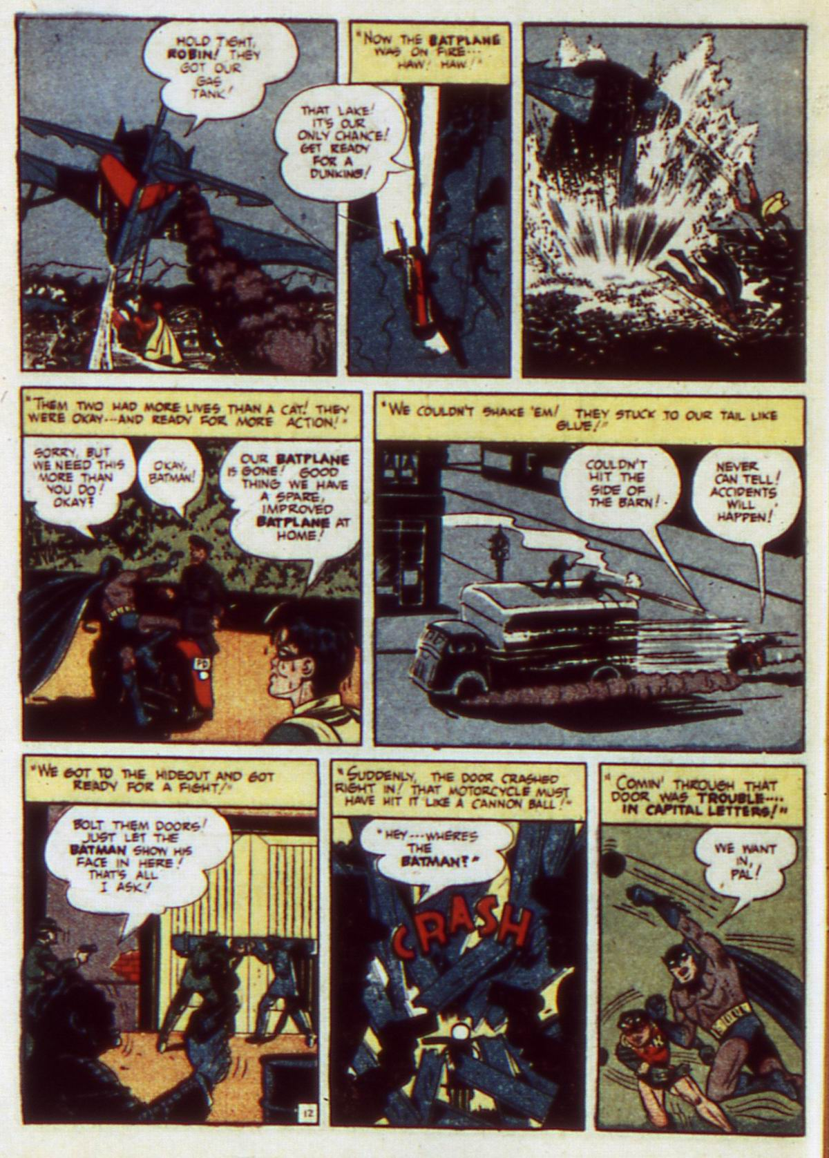 Detective Comics (1937) 61 Page 13