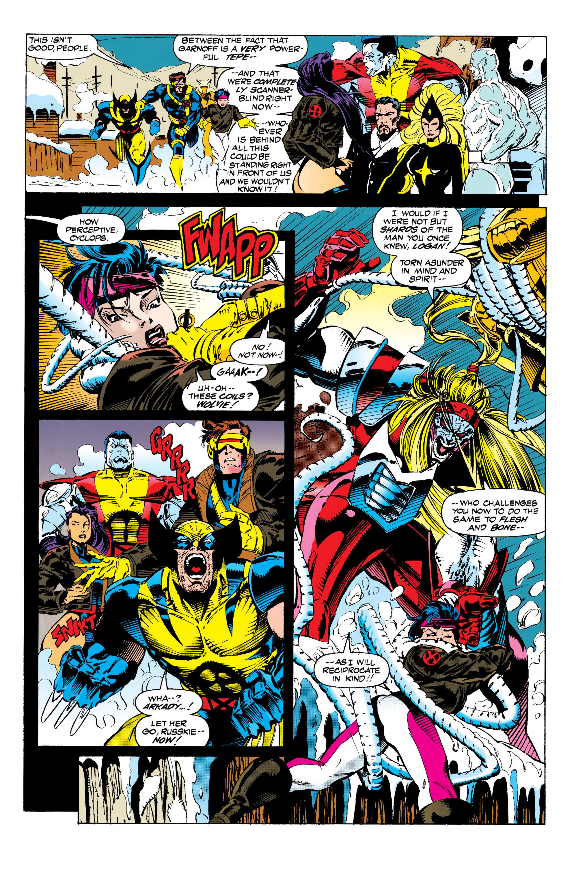 X-Men (1991) 18 Page 9