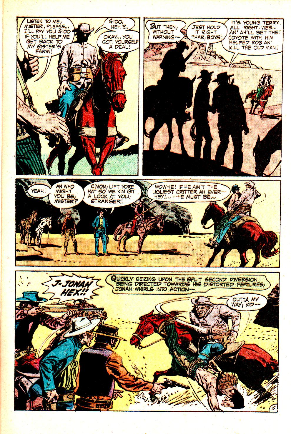 Read online All-Star Western (1970) comic -  Issue #11 - 7