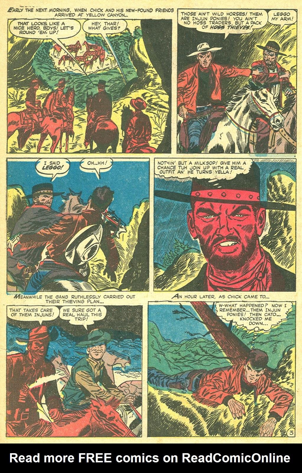Gunsmoke Western issue 41 - Page 30