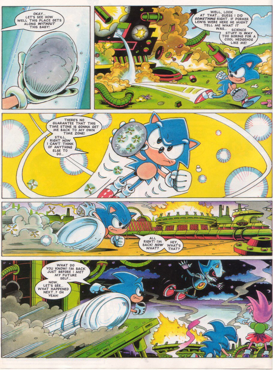 Read online Sonic the Comic comic -  Issue #28 - 6