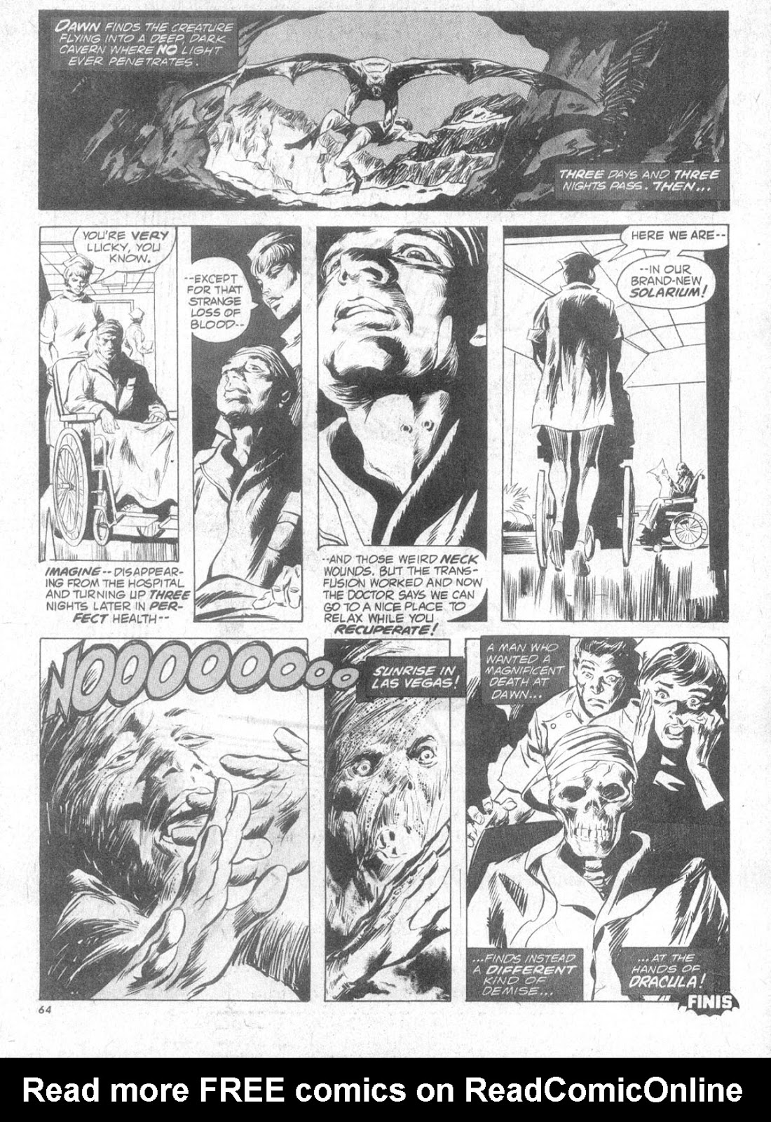 Dracula Lives issue 5 - Page 60