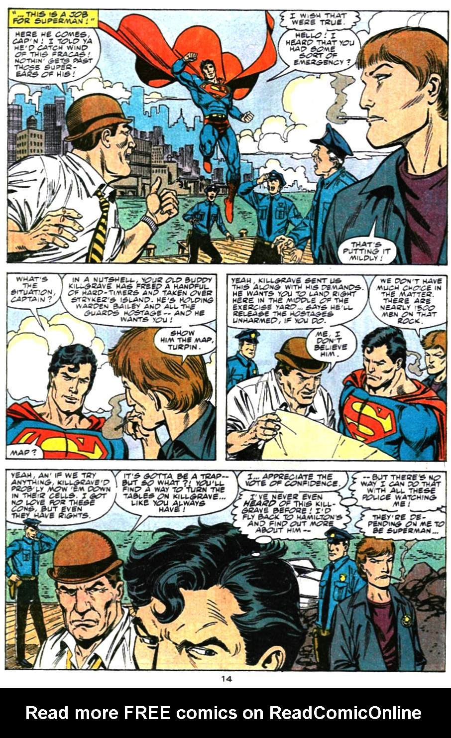 Action Comics (1938) 659 Page 14