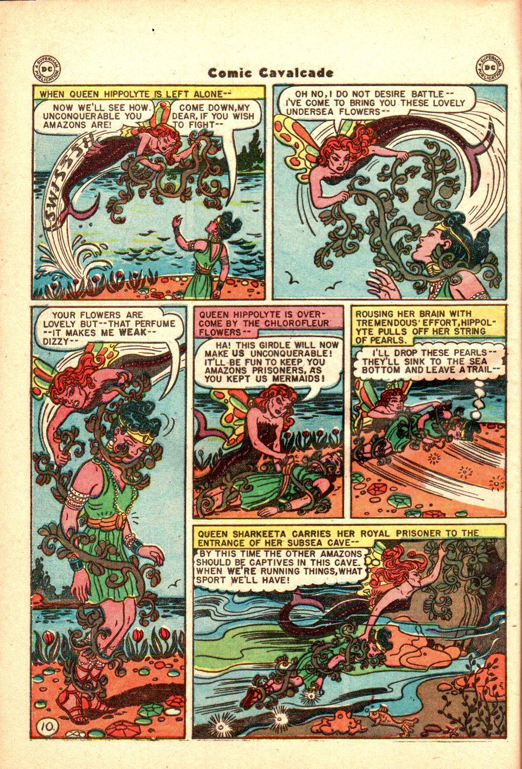 Comic Cavalcade issue 21 - Page 12
