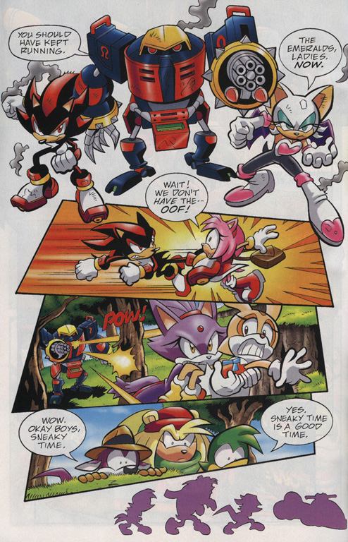 Read online Sonic Universe comic -  Issue #22 - 18